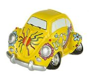 Yellow VW Money Box 17cm